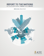 ACFE Report to the Nations 2016 - FREE Download