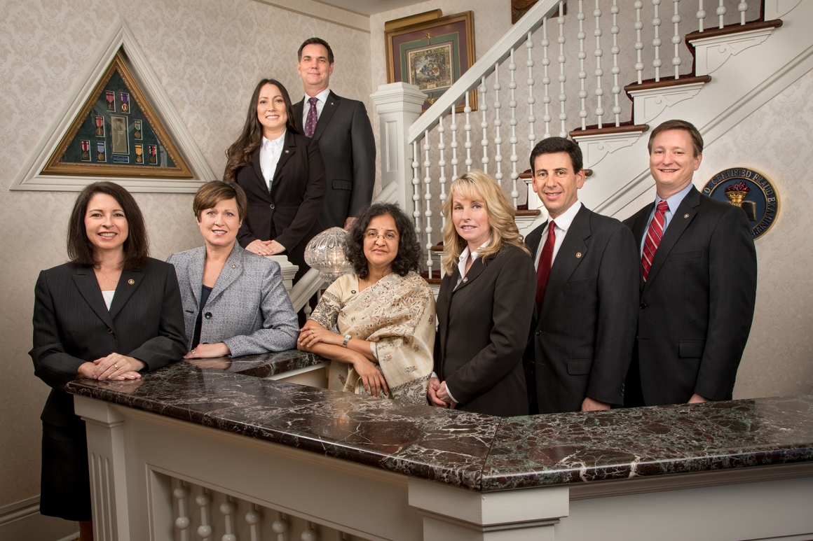 ACFE Board of Regents (2017-2018)